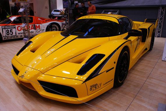 "Ferrari Enzo ""FXX"" - by AliDarNic @ Motorshow Essen 2009"