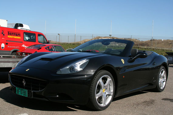 Ferrari California - by Alidarnic