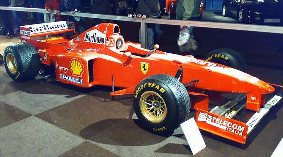 "Ferrari F310 B '97 ""M. Schumacher"" - by Alidarnic"