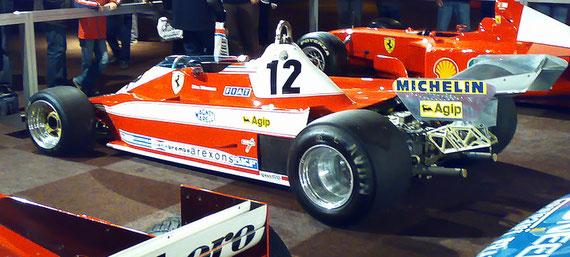 Ferrari 312 T3 '78- by Alidarnic