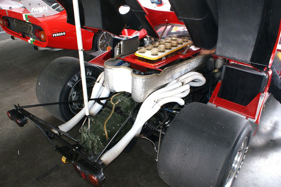 Ferrari 512M - by Alidarnic (Modena Trackdays 2009)