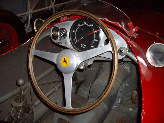 """Ferrari 375 Indy """"1957"""" - by Alidarnic"""