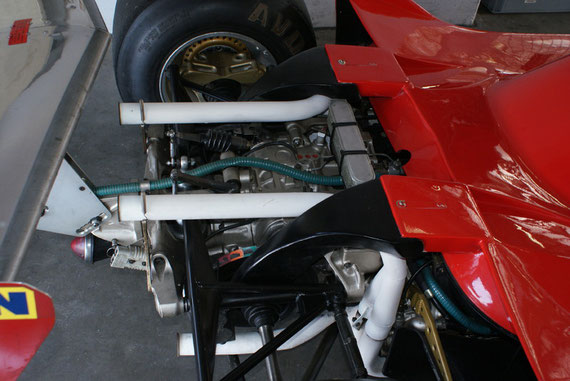 "Ferrari 312 T4 ""1979"" - by Alidarnic (Modena Trackdays 2009)"