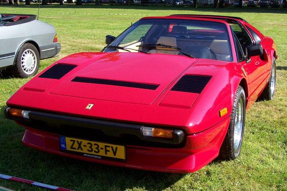 Ferrari 308 GTS -by AliDarNic