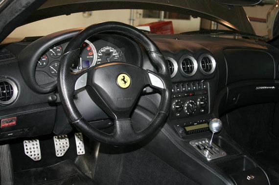 Ferrari 575M Maranello - by Alidarnic