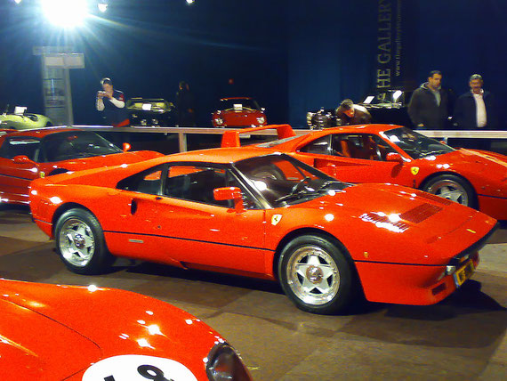 Ferrari 288 GTO -by AliDarNic
