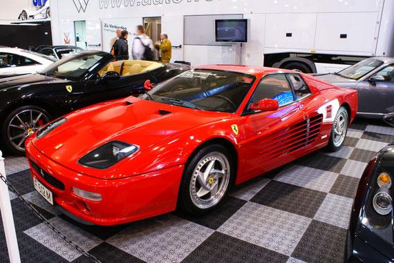Ferrari F512 M - by Alidarnic @ Motorshow Essen 2009