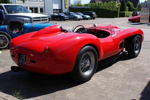 Ferrari 250 TR Testa Rossa - by AliDarNic