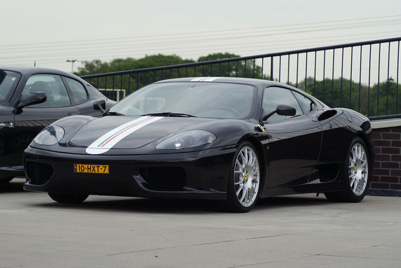 Ferrari 360 Challenge Stradale - by Alidarnic