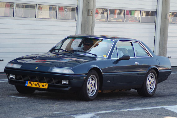 Ferrari 412 - by Alidarnic