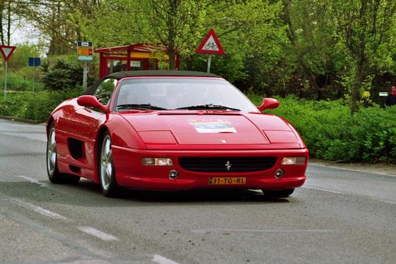 Ferrari 355 F1 Spyder - by AliDarNic