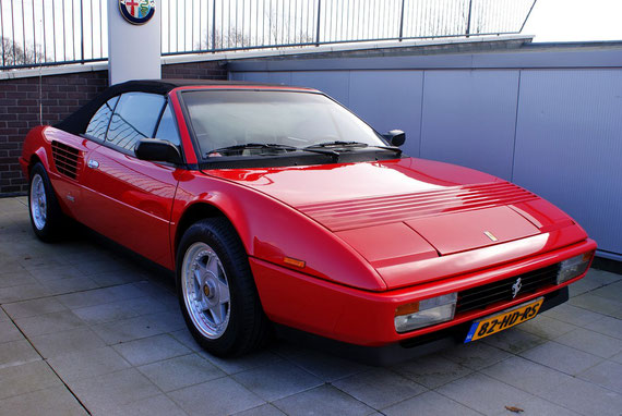 Ferrari Mondial 3.2 Cabriolet - by AliDarNic