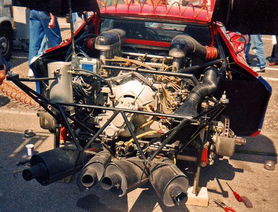 Ferrari 512 BBi LM - by Alidarnic
