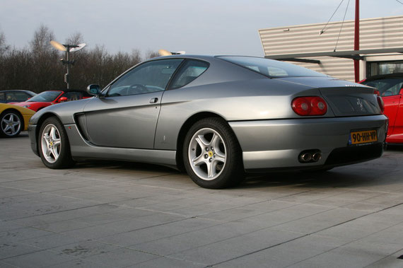 Ferrari 456 GT - by Alidarnic