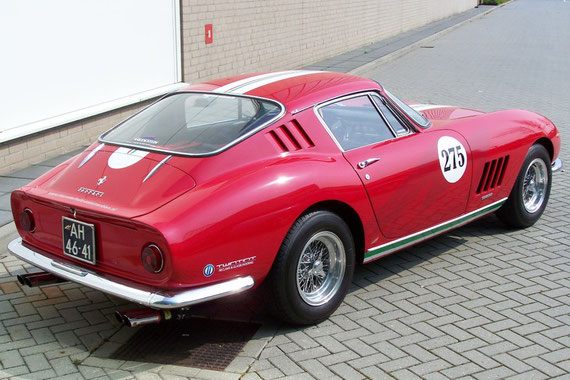 Ferrari 275 GTB -by AliDarNic