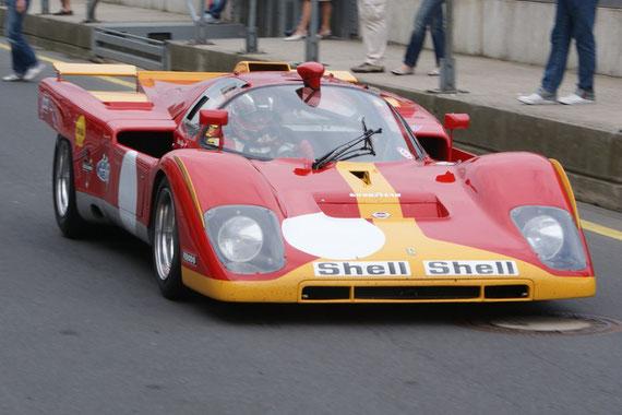 Ferrari 512 - by Alidarnic (Modena Trackdays 2009)