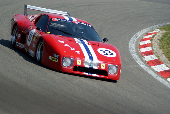 Ferrari 512 BB LM - by Alidarnic