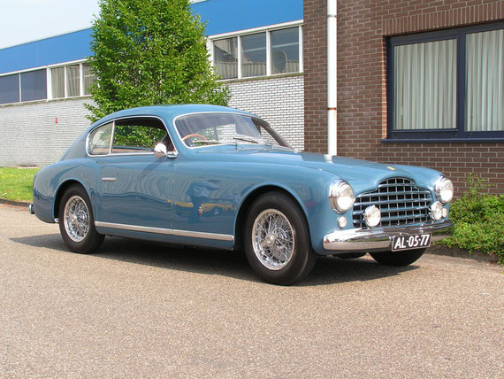 Ferrari 195 Inter Ghia Coupé -by AliDarNic