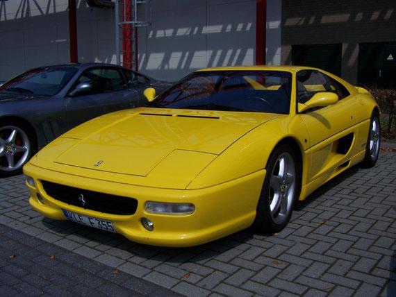 Ferrari F355 GTS - by Alidarnic