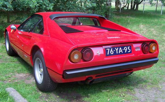 Ferrari 308 GTB -by AliDarNic