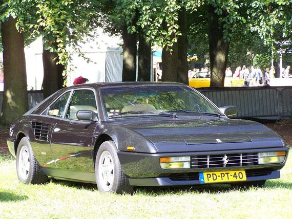 Ferrari Mondial 3.2 - by Alidarnic