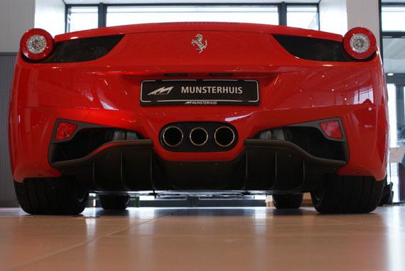 Ferrari 458 Italia - by AliDarNic