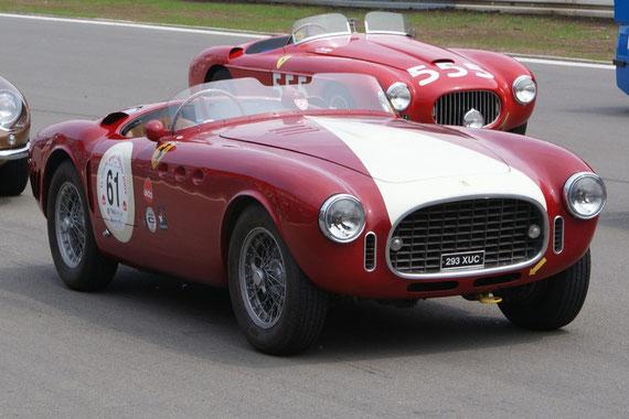 Ferrari 340 America Group S 1951 Racing Cars