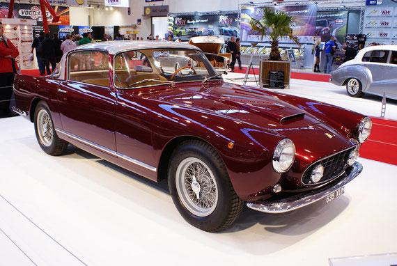 Ferrari 250 GT Ellena Coupé - by Alidarnic