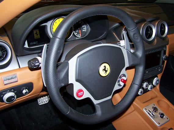 Ferrari 612 Scaglietti - by Alidarnic