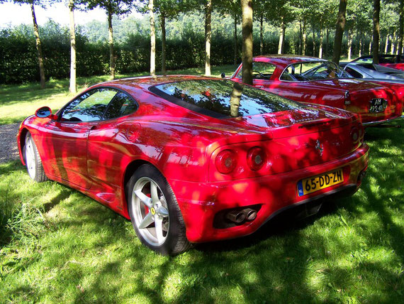 Ferrari 360 Modena - by Alidarnic