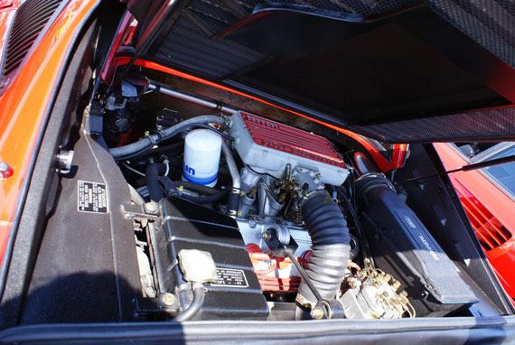 Ferrari 328 GTS - by Alidarnic