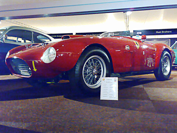 Ferrari 275S/340 MM America - by Alidarnic
