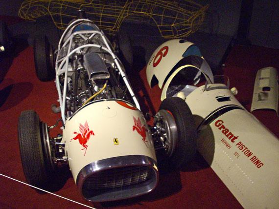 Ferrari 375 Indy '52 - by Alidarnic