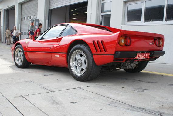 Ferrari 288 GTO -by AliDarNic (Modena Trackdays 2009)