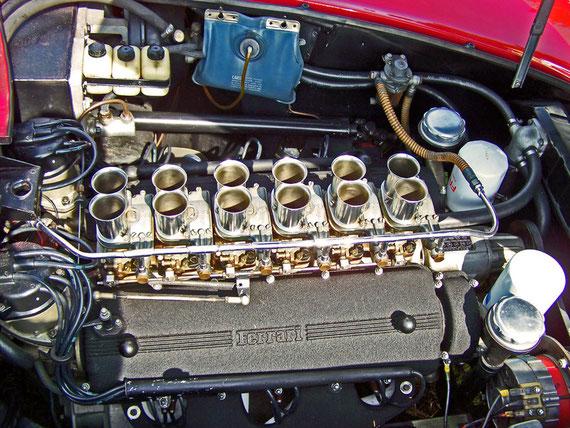 Ferrari 275 GTB - by Alidarnic