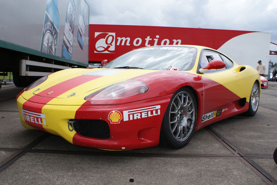 Ferrari 360 Modena Challenge - by AliDarNic
