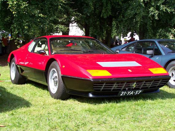 Ferrari 512 Berlinetta Boxer - by Alidarnic