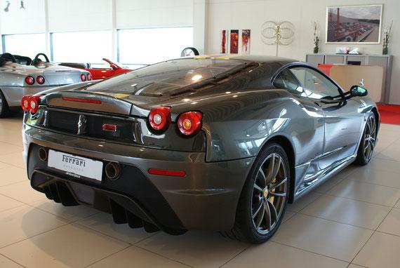 Ferrari 430 Scuderia - by Alidarnic