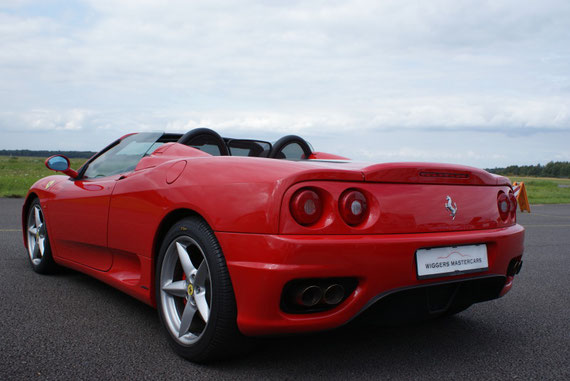 Ferrari 360 Spyder - by AliDarNic