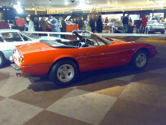 Ferrari 365 GTS-4 Daytona Spyder - by AliDarNic