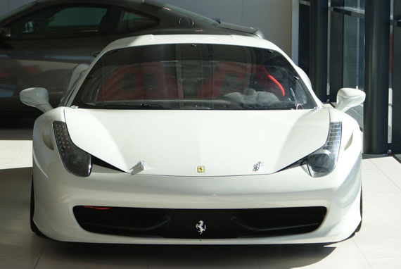 Ferrari 458 Challenge - by Alidarnic