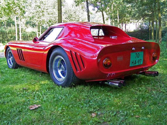Ferrari 250 GTO '64 - by Alidarnic