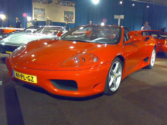 Ferrari 360 Modena Spyder - by AliDarNic