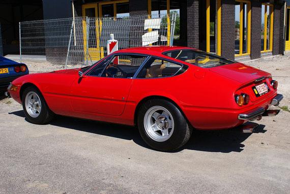 Ferrari 365 GTB-4 Daytona Coupé - by AliDarNic