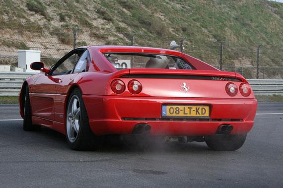 Ferrari 355 F1 GTS - by Alidarnic