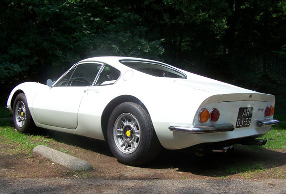 Ferrari 246 Dino GT -by AliDarNic