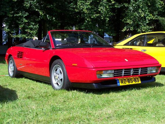 Ferrari Mondial t - by Alidarnic