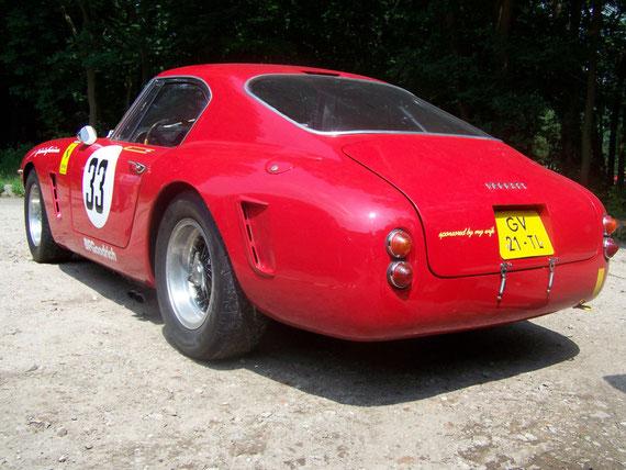 Ferrari 250 GT SWB Competizione - by AliDarNic
