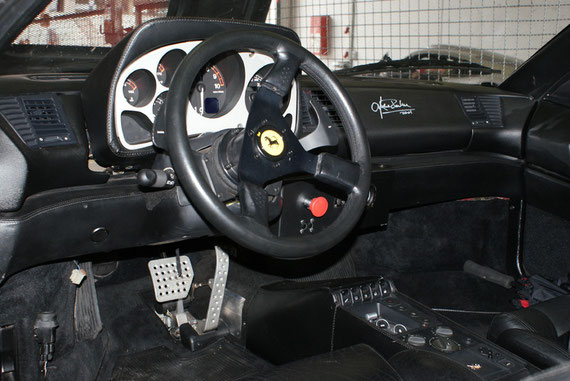 Ferrari Enzo Prototype - by Alidarnic (Modena Trackdays 2009)