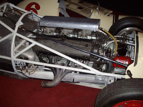 """Ferrari 375 Indy """"1952"""" - by Alidarnic"""